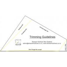 Trimming Guideline Perspex